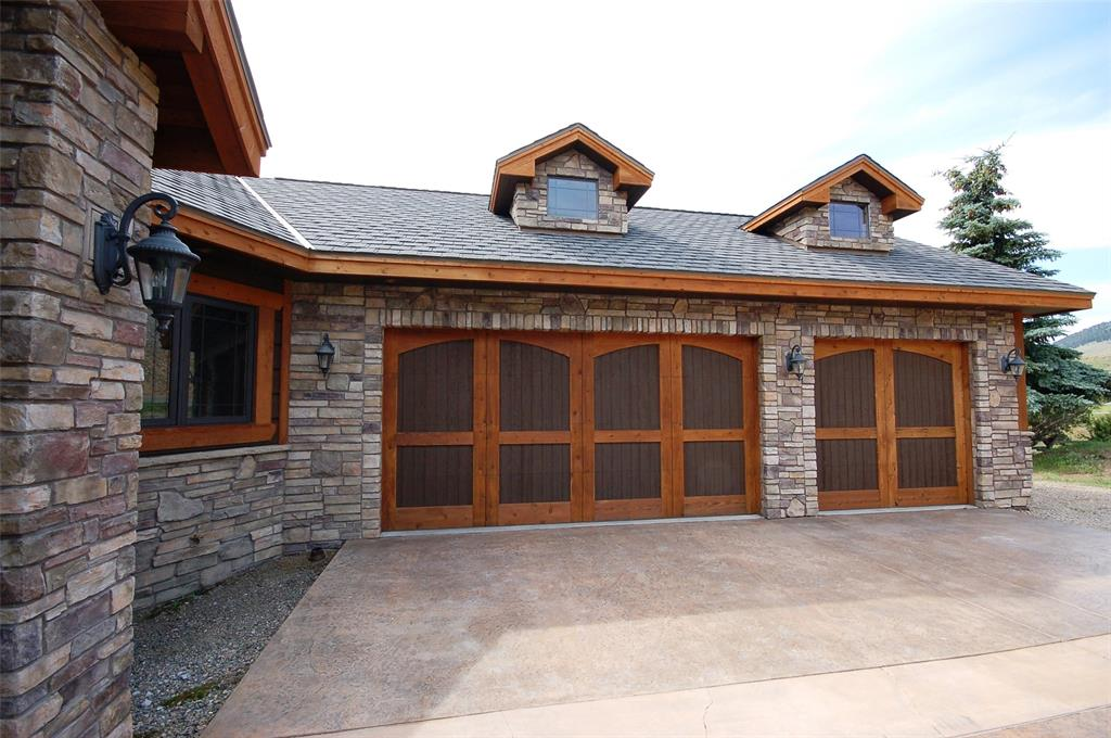 3 Bay Attached Garage